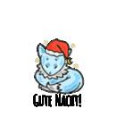 クリスマス&ウィンター ドイツ語編(個別スタンプ:27)
