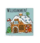 クリスマス&ウィンター ドイツ語編(個別スタンプ:40)