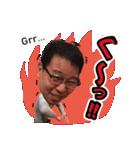 外囿祥一郎<ユーフォニアム>(個別スタンプ:6)