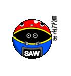 ぽんこつ弐號とつんけん参號(個別スタンプ:08)