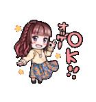 遠藤ゆりかのゆりしぃ☆スタンプ(個別スタンプ:09)