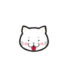ほんわか白猫の日常(個別スタンプ:20)