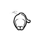 ほんわか白猫の日常(個別スタンプ:32)