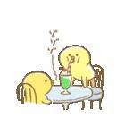 ぴよこ豆2(個別スタンプ:22)