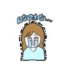 関西弁二人暮らしスタンプ〜ロブ子&カニ美(個別スタンプ:24)