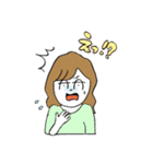 関西弁二人暮らしスタンプ〜ロブ子&カニ美(個別スタンプ:29)