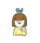 関西弁二人暮らしスタンプ〜ロブ子&カニ美(個別スタンプ:32)