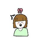 関西弁二人暮らしスタンプ〜ロブ子&カニ美(個別スタンプ:38)