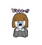 関西弁二人暮らしスタンプ〜ロブ子&カニ美(個別スタンプ:39)