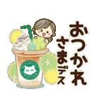 ナチュラルガール♥【日常ことば】(個別スタンプ:5)