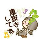 ナチュラルガール♥【日常ことば】(個別スタンプ:27)