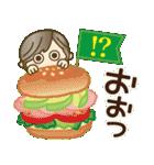 ナチュラルガール♥【日常ことば】(個別スタンプ:28)