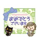 ナチュラルガール♥【日常ことば】(個別スタンプ:34)