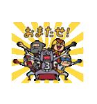 【動く】 Do your best. Heroes(個別スタンプ:01)