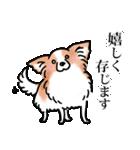 かしこまり犬~ダイバーシティ編~(個別スタンプ:10)