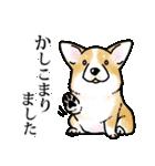 かしこまり犬~ダイバーシティ編~(個別スタンプ:11)