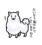 かしこまり犬~ダイバーシティ編~(個別スタンプ:28)