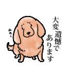 かしこまり犬~ダイバーシティ編~(個別スタンプ:37)