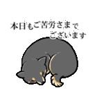 かしこまり犬~ダイバーシティ編~(個別スタンプ:39)