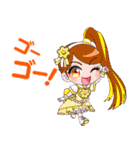 魔法×戦士 マジマジョピュアーズ!(個別スタンプ:13)