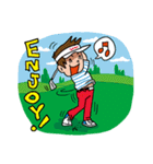 ゴルフバカ 3(個別スタンプ:12)