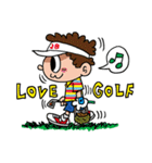 ゴルフバカ 3(個別スタンプ:13)