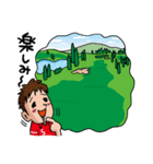 ゴルフバカ 3(個別スタンプ:15)