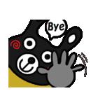 BLACK BUNNY 001 4(個別スタンプ:30)