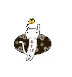 猫の文字スタンプ(個別スタンプ:25)