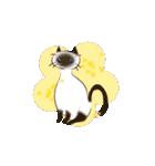 猫の文字スタンプ(個別スタンプ:38)