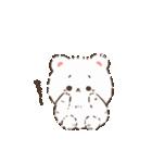 動く♪こぐまのしろっぷ(個別スタンプ:07)