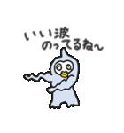 かわいすぎるペンギン(個別スタンプ:22)