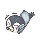 手描きのかわいいペンギンスタンプ(個別スタンプ:25)