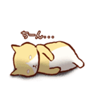 眠りにまつわるネコ(個別スタンプ:31)