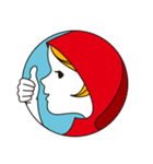 べっっっぴん童話[1巻](個別スタンプ:02)