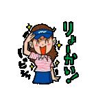 ゴルフバカ 女子部(個別スタンプ:19)