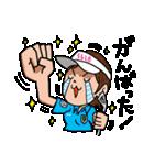ゴルフバカ 女子部(個別スタンプ:25)