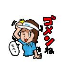 ゴルフバカ 女子部(個別スタンプ:27)