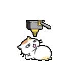 がんばるデブ猫(個別スタンプ:12)