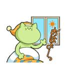 ふくれねこ(個別スタンプ:01)