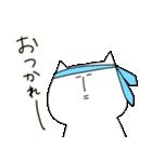 コケシにゃんこ(個別スタンプ:03)