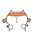 コケシにゃんこ(個別スタンプ:34)
