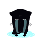 黒ねこ☆小梅のぶな~んなスタンプ4(個別スタンプ:30)