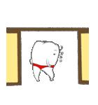赤いパンツをはいた大臼歯(個別スタンプ:20)