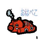 あかべこくん(個別スタンプ:02)
