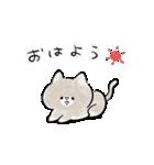ほんわかこねこちゃん(個別スタンプ:01)