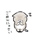 ほんわかこねこちゃん(個別スタンプ:09)