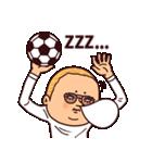 サッカーぷりてぃツイン(個別スタンプ:03)