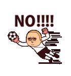 サッカーぷりてぃツイン(個別スタンプ:10)
