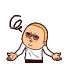 サッカーぷりてぃツイン(個別スタンプ:35)